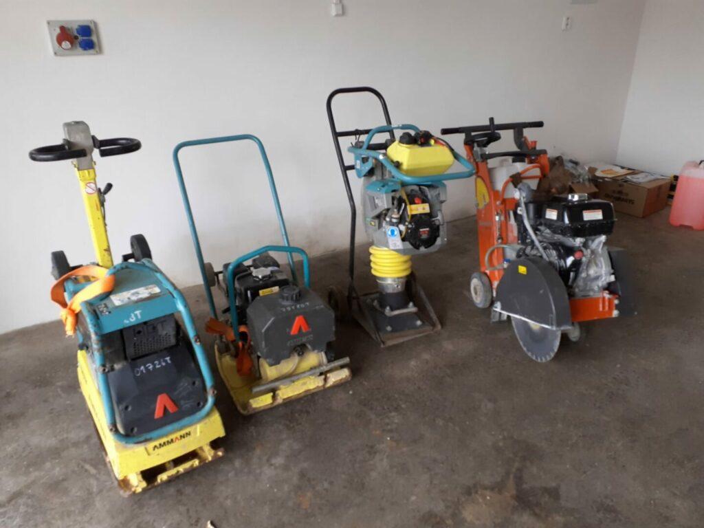 Zvolen, požičovňa a predaj malej stavebnej mechanizácie